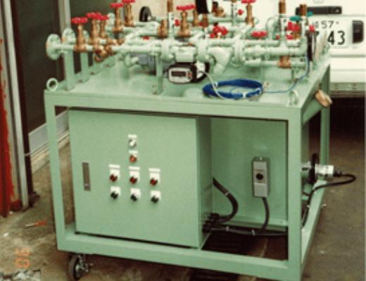 潤滑油ユニット